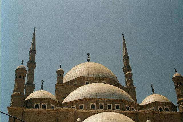 Mohammed Ali Mosque at Cairo