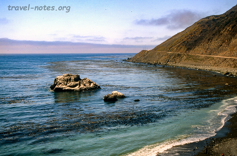 Big Sur portion of the PCH