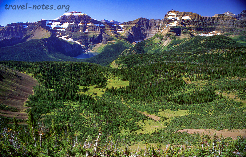 Carthew-Alderson trail, Waterton National Park
