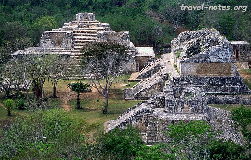 Ruins Of Ek Balam