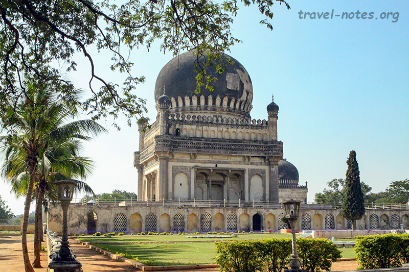 Tomb of Quli Qutb Shah
