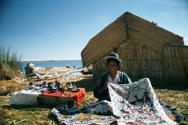 Life on the Uros islands