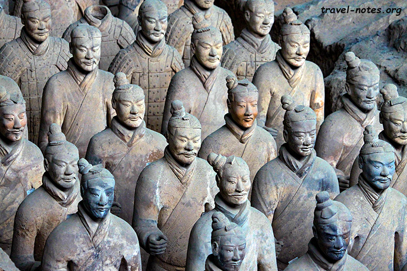 Terracotta Warriors Xian