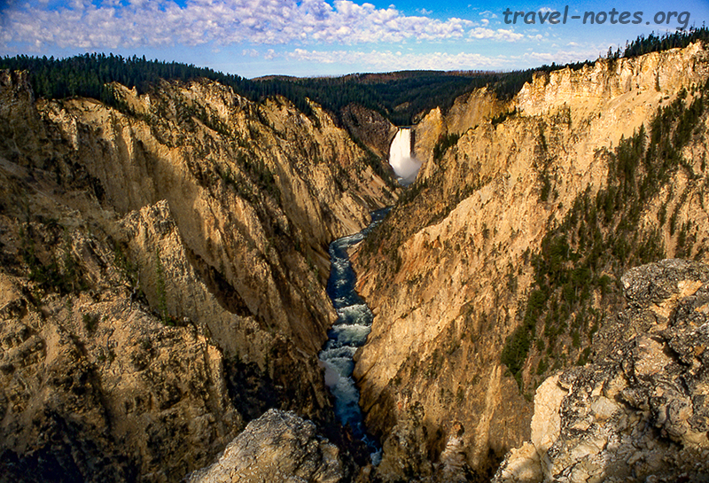 Artist Point, Grand Canyon of Yellowstone